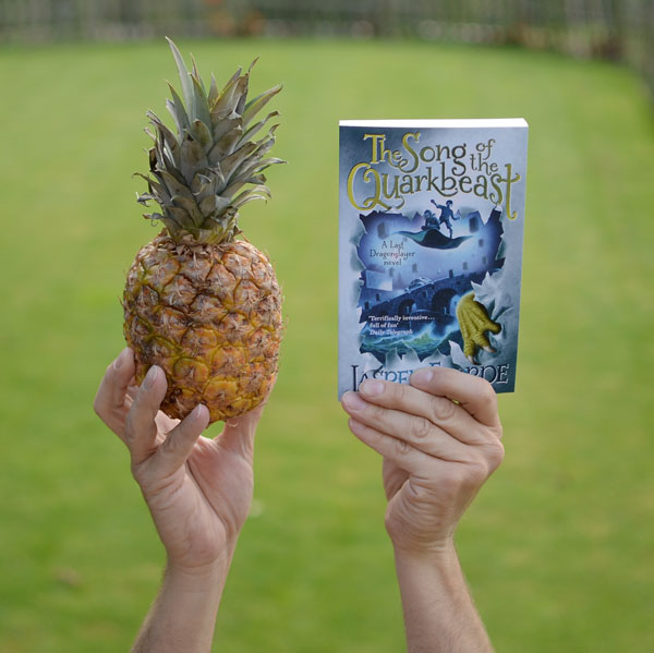 Song of the Quarkbeast and pineapple