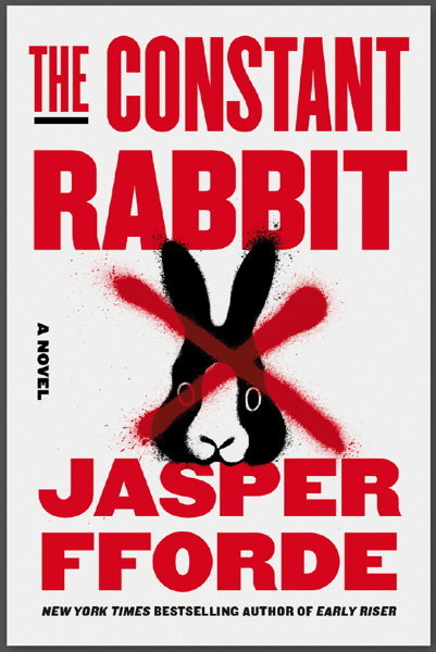 USA hardback edition The Constant Rabbit