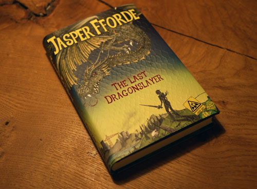 The Last Dragonslayer Book