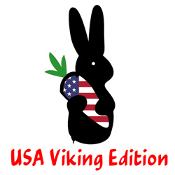 banner for the USA edition on Jasper's The Constant Rabbit website